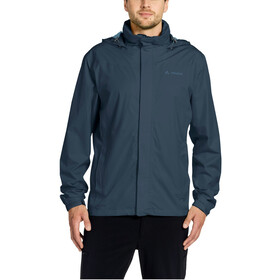 VAUDE Escape Bike Light Jacke Herren steelblue